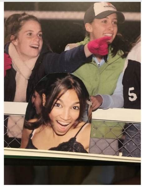 ocasio cortez yorktown high school busted high school photos come back to haunt ocasio