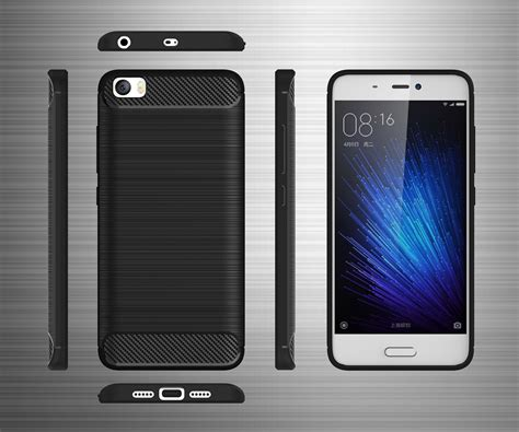 Softshell Delkin Carbon Fiber Xiaomi Mi5 Mi 5 Pro Ipaky Soft bakeey ultra thin soft tpu shockproof carbon fiber back for xiaomi mi5 mi 5 sale banggood