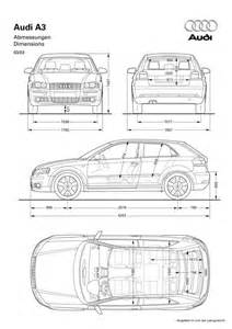 Size Of Audi A3 The World S Catalog Of Ideas