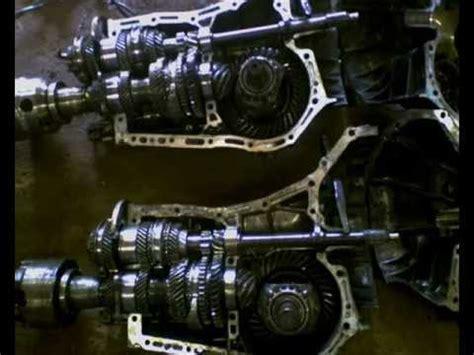 subaru rs transmission viscous coupler design newer