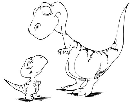 Dinosaur Coloring Pages Coloring Pages To Print Dinosaur Color Pages