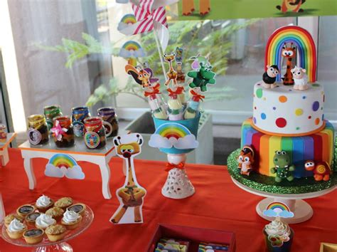 baby tv birthday party ideas photo    catch  party