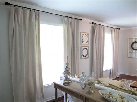 how to make curtains out of canvas drop cloths best 25 canvas drop cloths ideas on pinterest drop