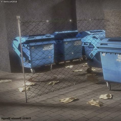 ragdoll 3d model 3d model garbage container with ragdoll settings vr ar
