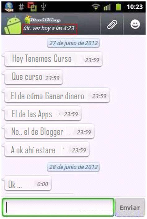 trucos para whatsapp las conversaciones y chats tuexpertoappscom como ocultar conversaciones del whatsapp movil king