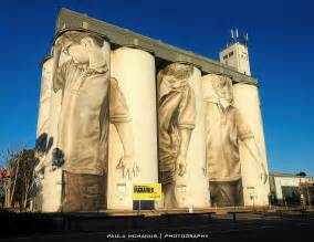 Nature Murals For Walls south australia s first silo mural adelaide