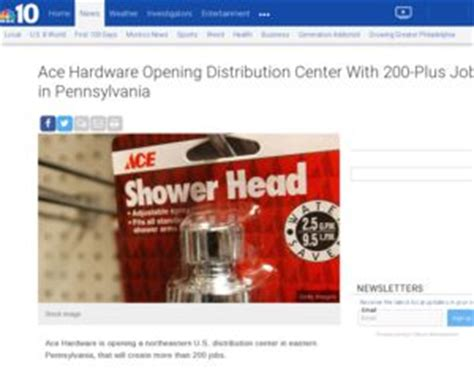 ace hardware employment ace hardware opening distribution center with 200 plus