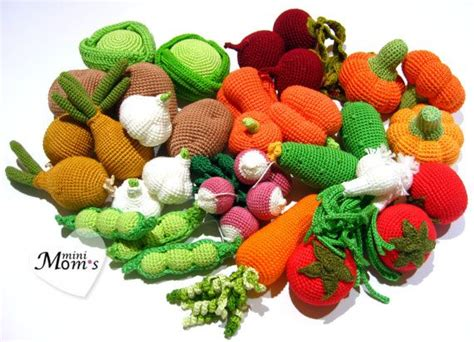 amigurumi vegetables pattern 181 best images about amigurumi fruit vegetables on