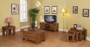 Oak Livingroom Furniture by Decorating Your Home With Oak Living Room Furniture