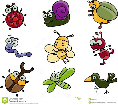 free clipart collection bug collection clipart