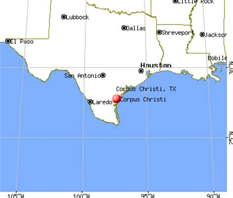 texas map corpus christi corpus christi texas map