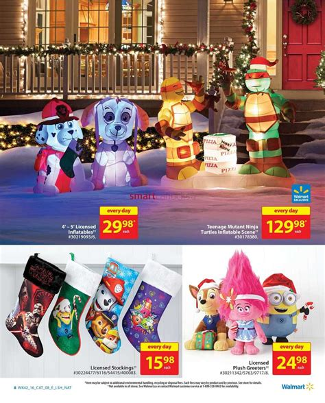 Loblaws Home Decor by Walmart Holiday Decor Amp Entertaining Catalogue November 10