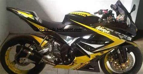 Underbone Foot Step Belakang Sepeda Motor Yamaha F1z modif vixion model 250cc oto trendz