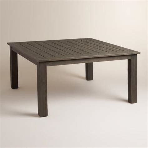 espresso wood hermosa 8 seat dining table world market
