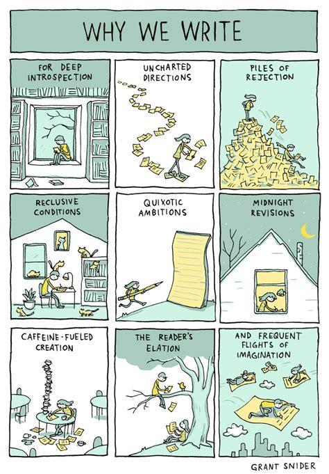 incidental comics why we write
