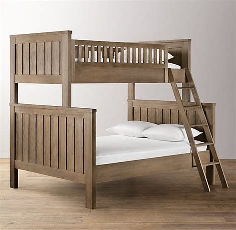 knowing  bunk bed plans twin  full easy project