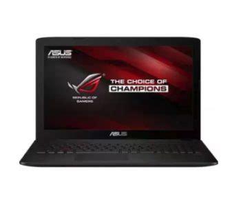 Spesifikasi Dan Laptop Asus Rog Gl552jx spesifikasi dan harga asus rog gl752vw t4498t april 2018