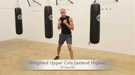 boxing 20 minute in home boxing workout boxe d