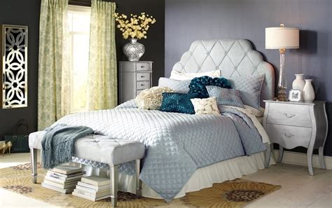 hayworth bedroom set hayworth seafoam bench blue by pier 1