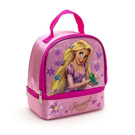 tangled soft lunch box disney tangled rapunzel doll pascal lunch bag box new ebay