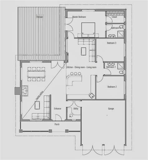 affordable floor plans affordable home plans affordable classical home plan ch144