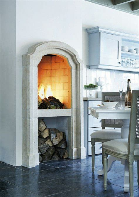 kitchen fireplace ideas kitchen fireplace dreaming of pizza kitchens pinterest