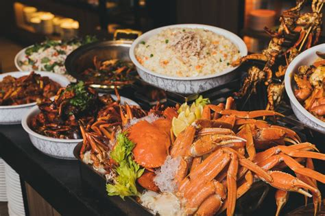 10 Atas Hotel Seafood Buffet Lobangs That Let You Feast At Seafood Buffet Price