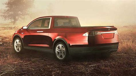 tesla pickup truck concept review price release
