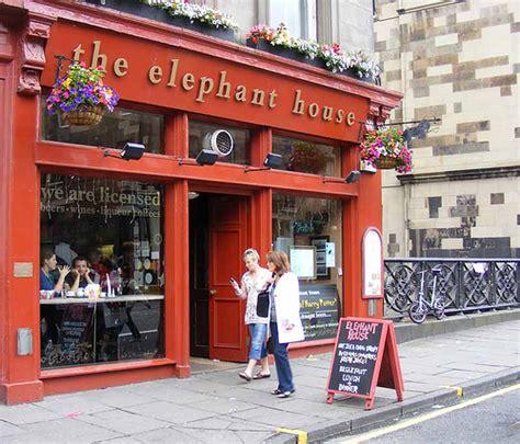 elephant house edinburgh harry potter trail to debut at edinburgh festival visitscotland
