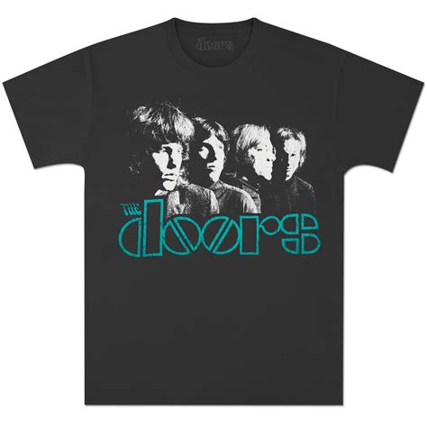 Doors T Shirt by Vintage Doors T Shirts Tubezzz Photos