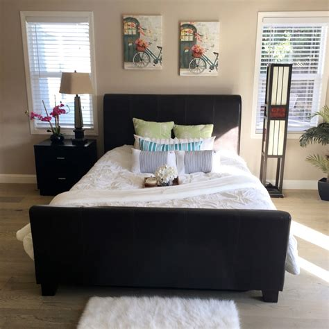 tips  matching  mixing bedroom furniture
