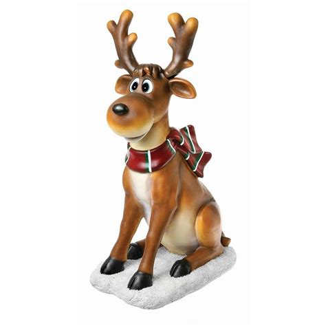 reindeer statue reindeer sitting statue reindeer statue statues 4 you