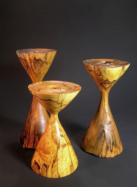Kerzenhalter Birke by Woodart Kerzenhalter Aus Gestockter Birke