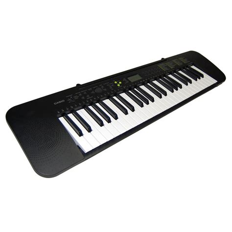 Keyboard Casio casio ctk 240 portable keyboard 49 key at gear4music ie