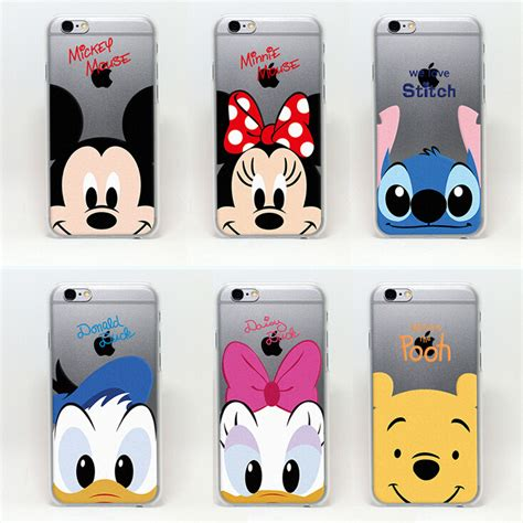 Donald Duck Iphone 7 7 Plus Casing Cover Hardcase phone cases for iphone 6 4 7 6plus 5 5 inch