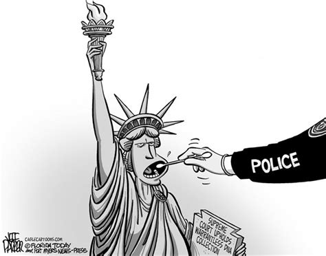 Supreme Court On Search And Seizure Politicalcartoons
