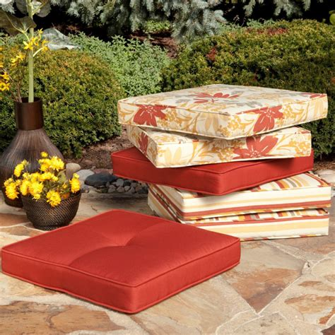 Outdoor Furniture Pillows by Sunbrella Replacement Cushions Indoor And Outdoor