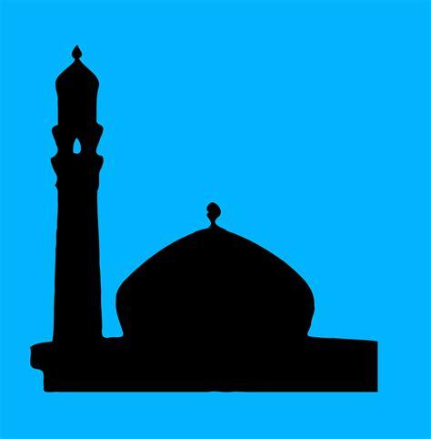 vector graphic mosque muslim islam minaret