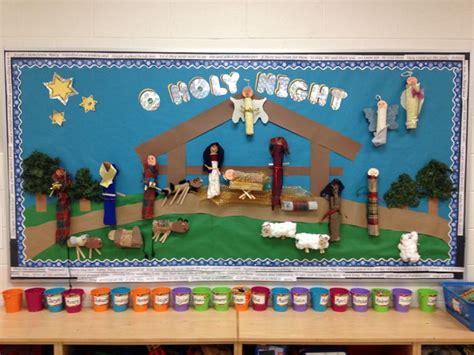 printable nativity scene for bulletin board pinterest the world s catalog of ideas