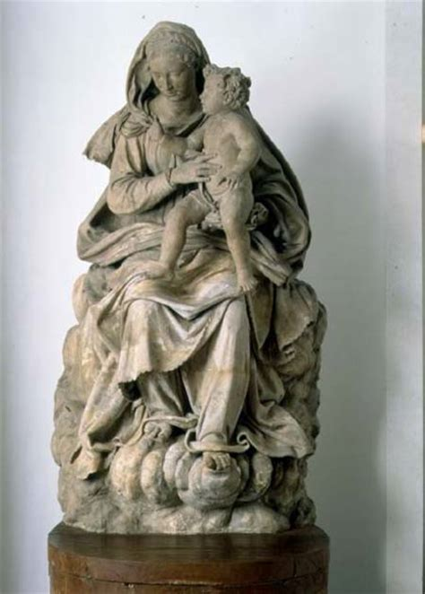 madonna and child sculpture antonio begarelli as art
