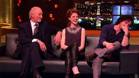 peter dinklage graham norton the jonathan ross show with game of thrones cast youtube