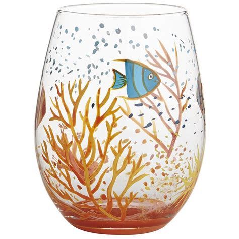 colored stemless wine glasses 101 best stemware gt wine glasses images on
