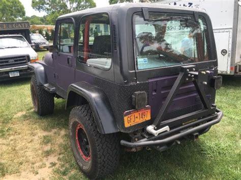Jeep 93 Wrangler 93 Jeep Wrangler
