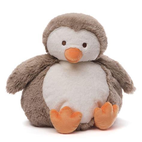 chub penguin plush gund plush stuffed animal kids children