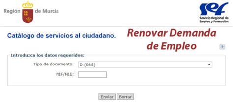 sae oficina virtual de empleo renovar demanda renovar la demanda de empleo en galicia sepe informacion