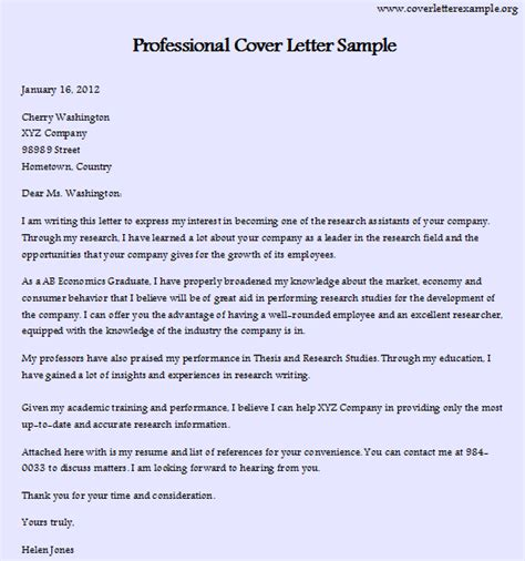 professional cover letter sle best resume format