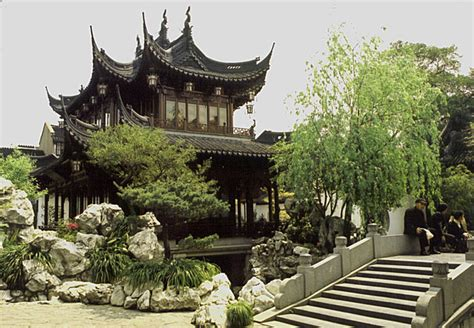 ancient chinese house picture yu yuan gardens shanghai my father s birthday feb 16 1915 drachenfutter s blog