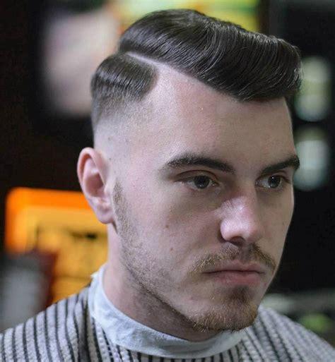 mens fade hard part haircuts 55 new men s hairstyles haircuts 2016
