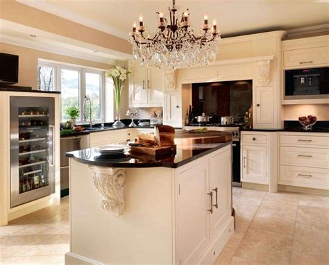 edwardian kitchen ideas 2018 rustic colonial style kitchen design with exposed beam and hardwood material mykitcheninterior