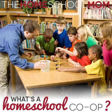 what is a homeschool co op